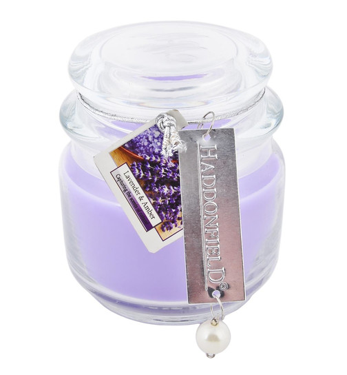 Duftkerze -Basic Two- 210g Lavender
